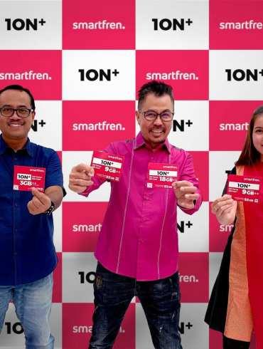 Jelang Lebaran, Smartfren Berikan Bonus Kuota Data dan Voucher Diskon Isi Ulang 21 Smartfren