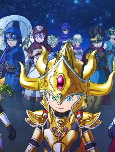 dragon quest of the stars 000