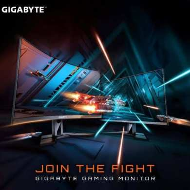 monitor gaming gigabyte