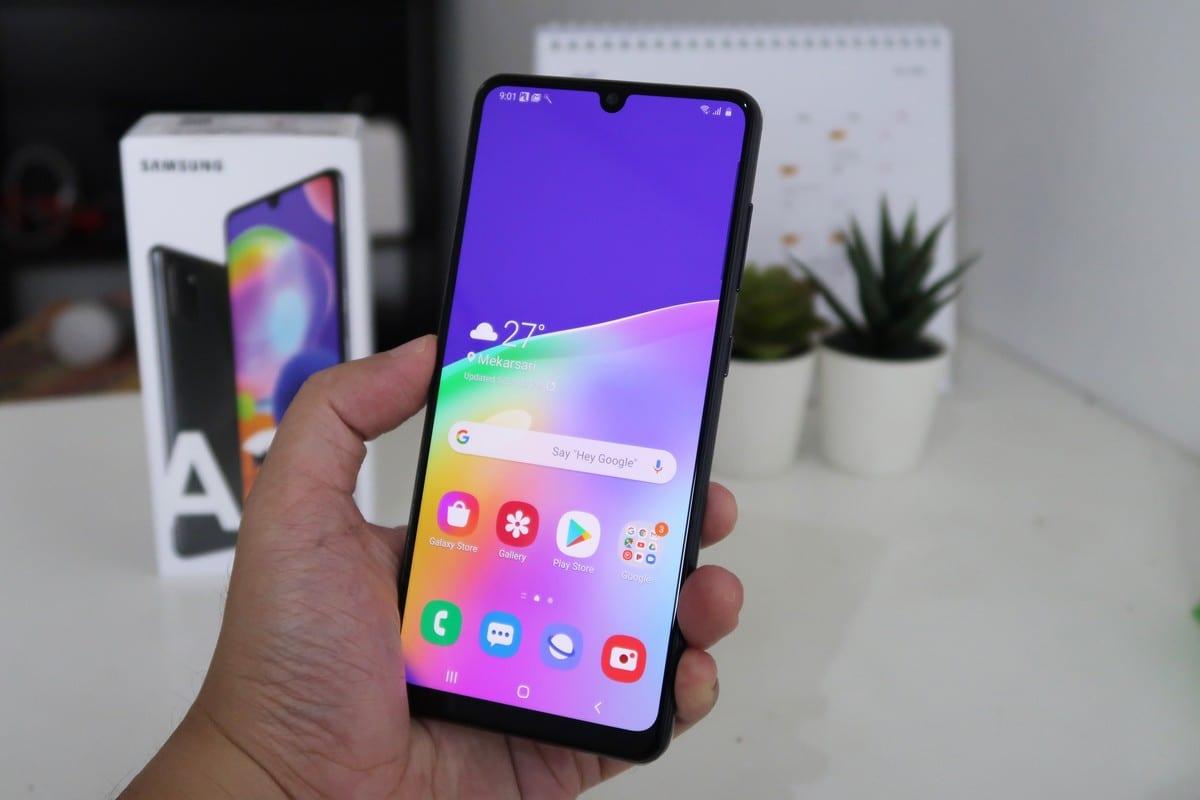 Review Samsung Galaxy A31: Baterai Lebih Besar, Kini Didukung NFC 18 review, samsung, Samsung Galaxy A31, smartphone