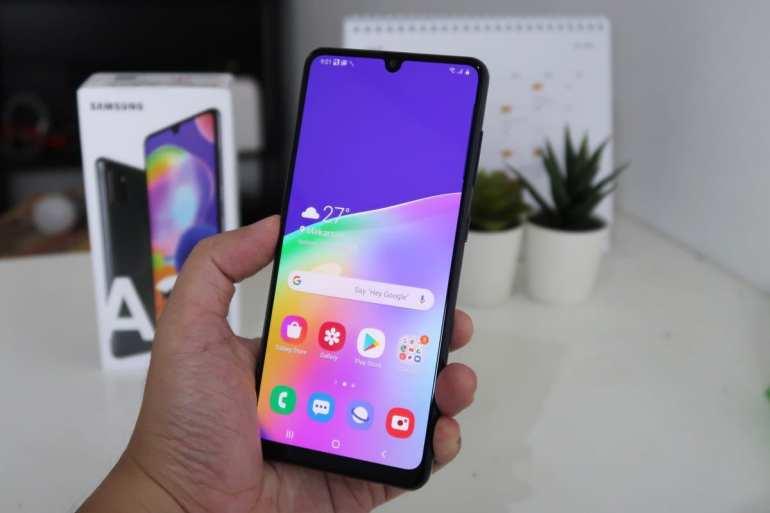 Infinix Hot 9 Play Resmi Dijual dengan Harga 1,3 Juta Rupiah 25 Smartphone