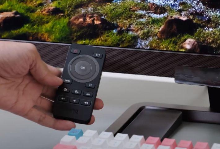 remote control benq ew3280u