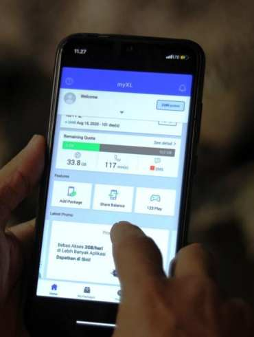 DANA Gandeng MasterCard untuk Memudahkan Transaksi Online dan Non Tunai 19 iOS (iPhone/iPad)