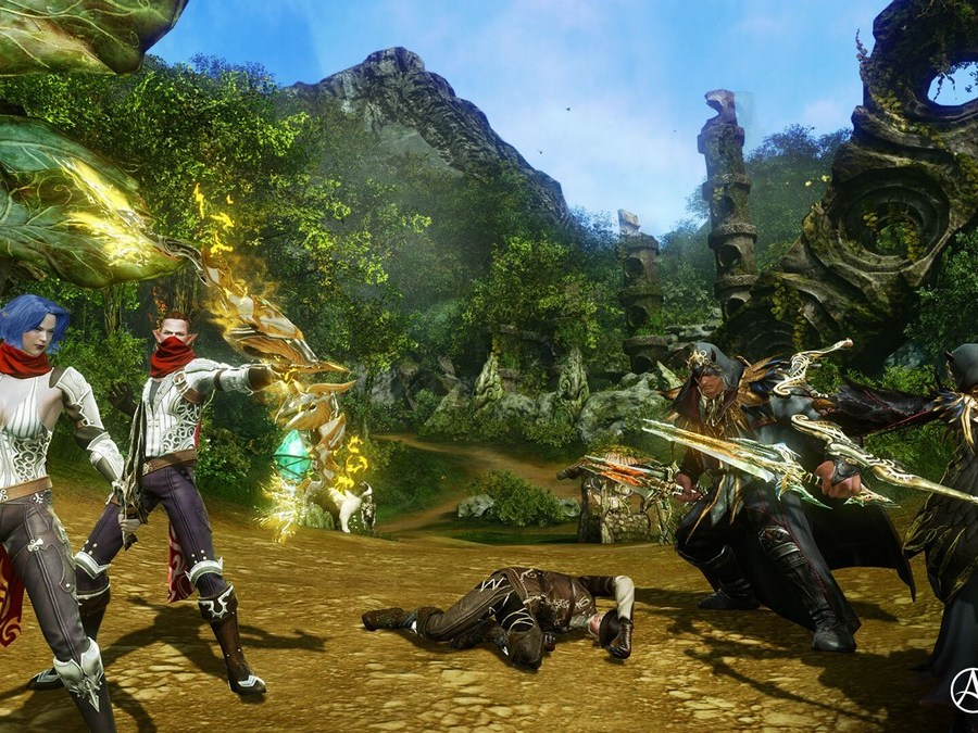 ArcheAge: Game PC Bergenre MMORPG, Siap Dirilis di LINE POD 10 Game Room
