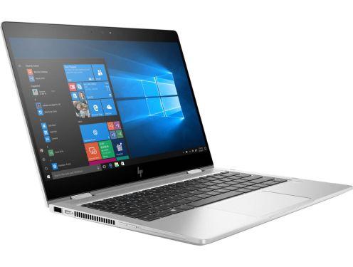 HP Elitebook x360 830 G6 open