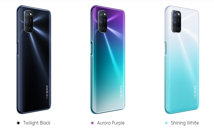 OPPO A92 indonesia