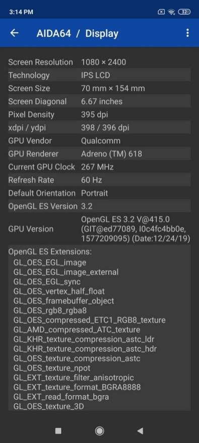 Redmi Note 9 Pro AIDA64 (3)