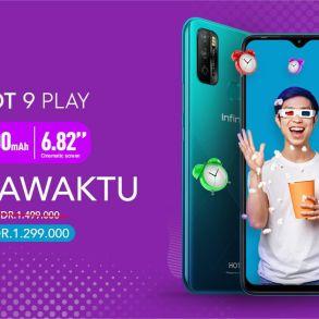 Infinix Hot 9 Play Resmi Dijual dengan Harga 1,3 Juta Rupiah 12 harga infinix, infinix, infinix hot 9 play