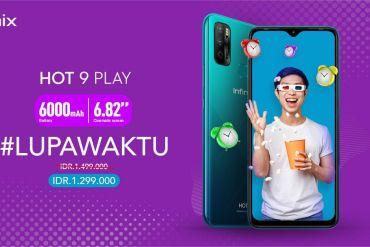 Infinix Hot 9 Play Resmi Dijual dengan Harga 1,3 Juta Rupiah 10 harga infinix, infinix, infinix hot 9 play