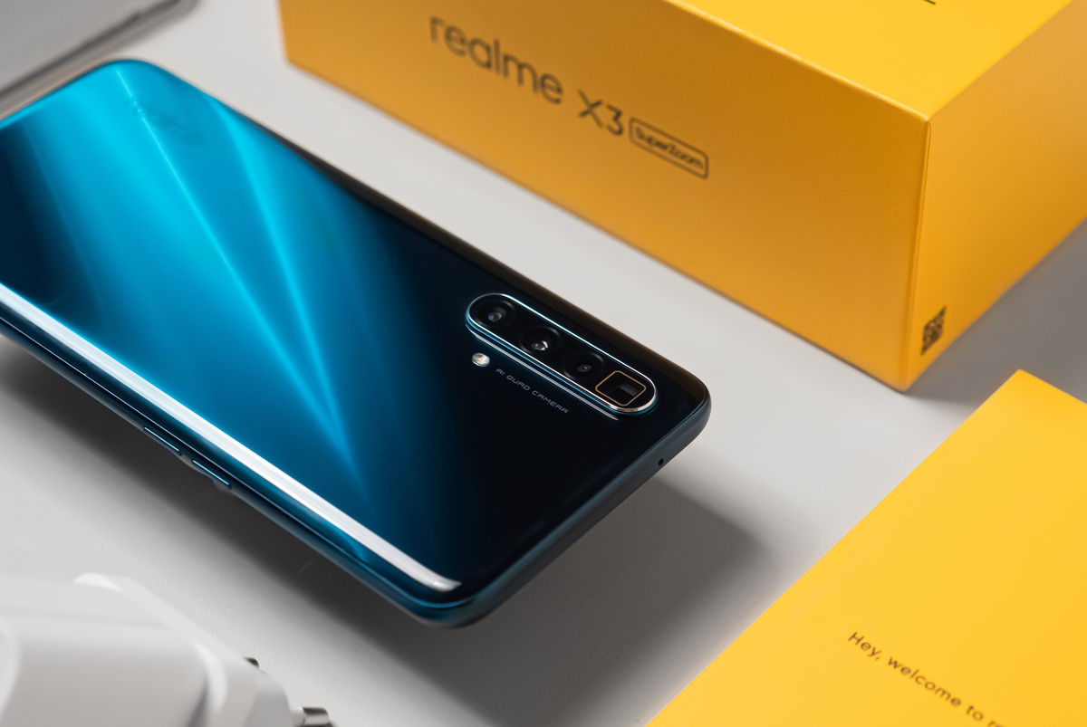 realme x3 superzoom unboxing 1