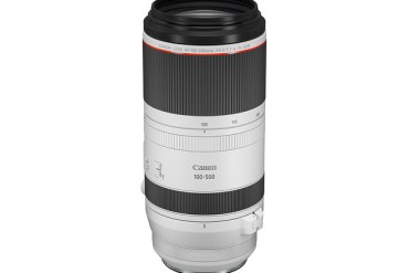 Canon RF 100 500mm F4.5 7.1L IS USM 1