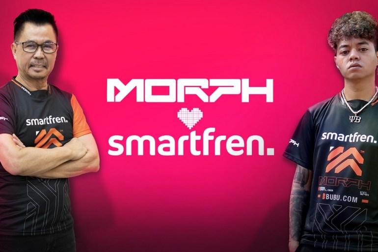 Smartfren MORPH