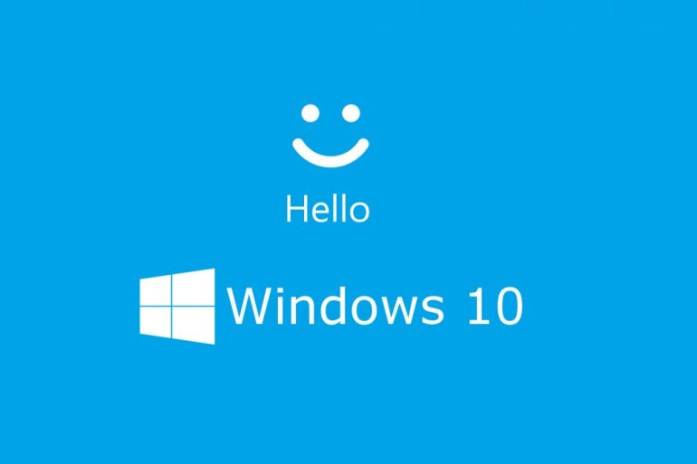 Windows Hello 1