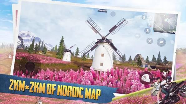 pubg mobile map livik baru