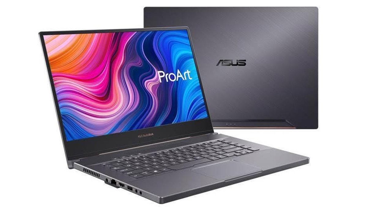 ASUS ProArt StudioBook Pro 15 W500 dan ProArt StudioBook 15 H500