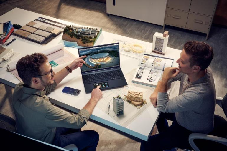 ASUS ProArt StudioBook Pro X 1