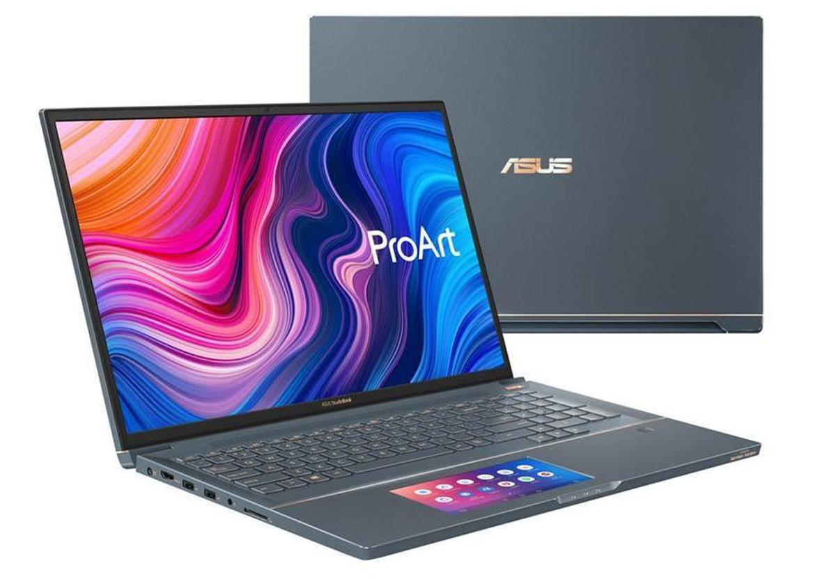 ASUS ProArt StudioBook Pro X W730 2