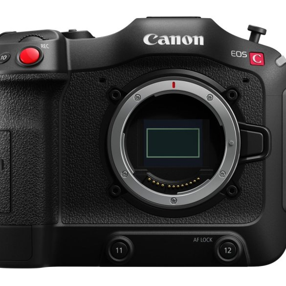 Canon EOS C70 1