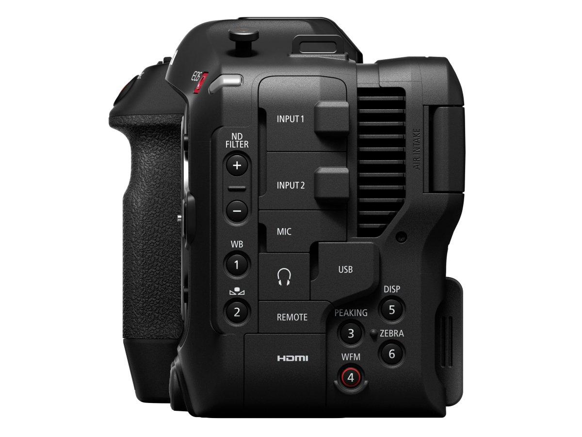 Canon EOS C70 3