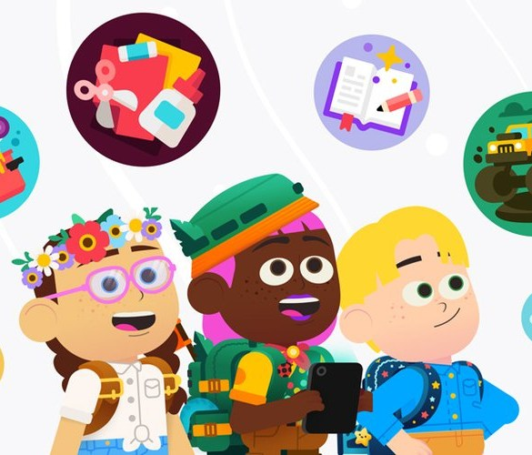 Google Kids Space for tablets