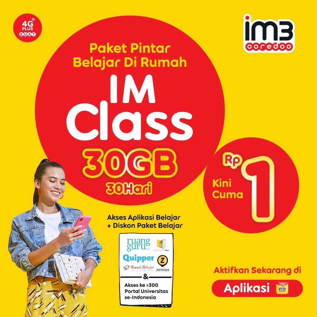 IM3 Ooredoo IMClass 1