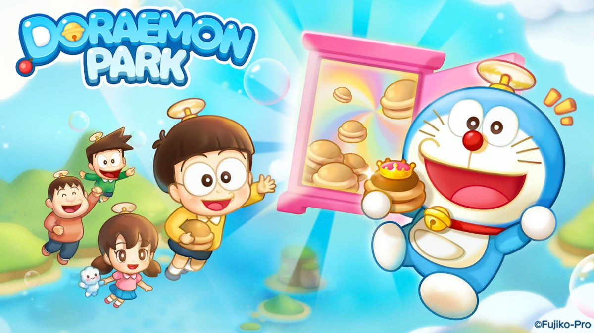 LINE Doraemon Park