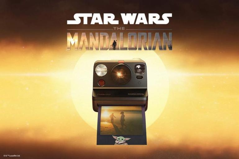 Polaroid Now The Mandalorian 1a