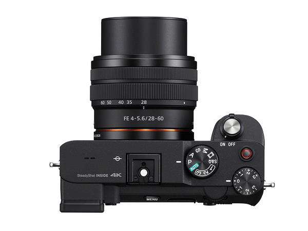 Sony FE 28 60mm F4 6.3 2