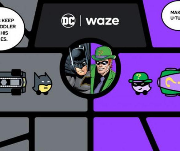 waze the batman 3