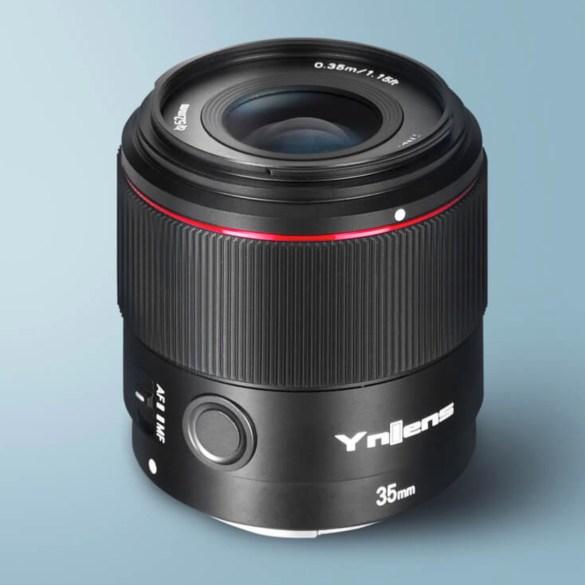 Yongnuo YN35mm F2S DF DSM 1