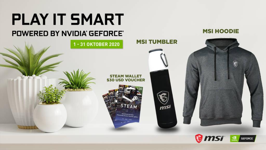 msi play it smart promo 2
