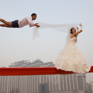 Love at the Ribbons by Li Wei