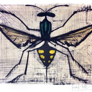 The Wasp by Bernard Buffet