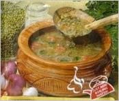 Food for the Yang Man, Mung Bean Soup