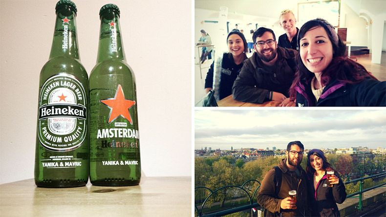 "Heineken Experience – ""It taste better in Amsterdam"" :)"