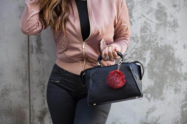 Zara - Mini Bowling Bag