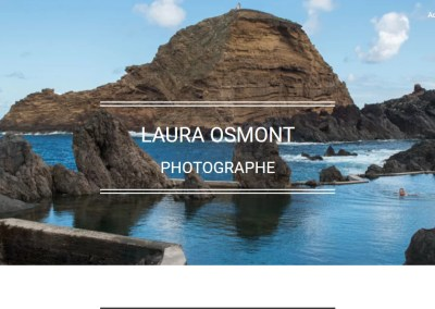 Laura Osmont – Photographe