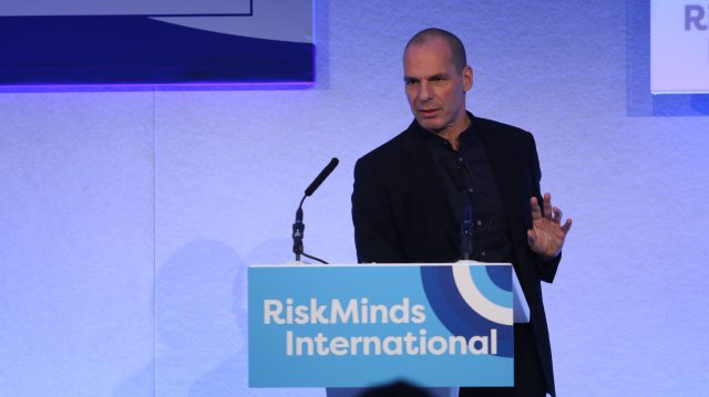 YV at RiskMinds Amsterdam conference 4 Dec 2016.jpg
