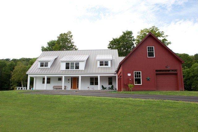 Morgan Farmhouse Style Home Plans Yankee Barn Homes