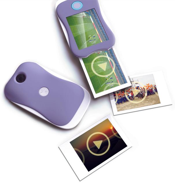 Movie Polaroid Camera by Kim Hyun Joong