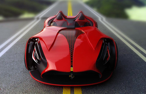 Ferrari millenio; Pic courtesy: google.com