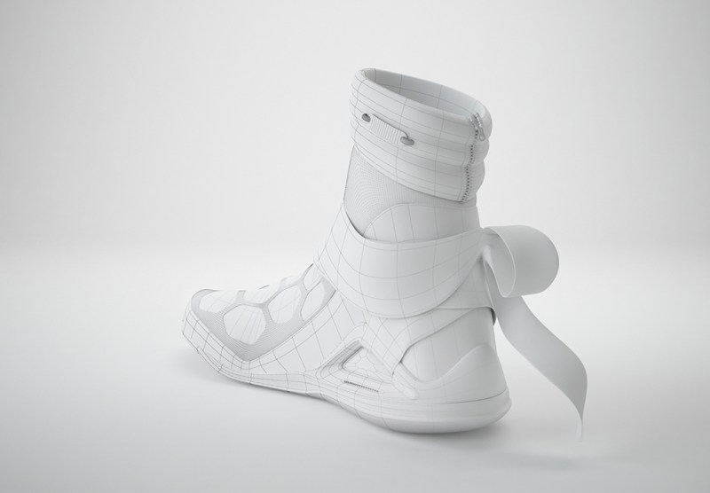 A Shoe For The Teenage Mutant Ninja Turtles: This is simply awesome