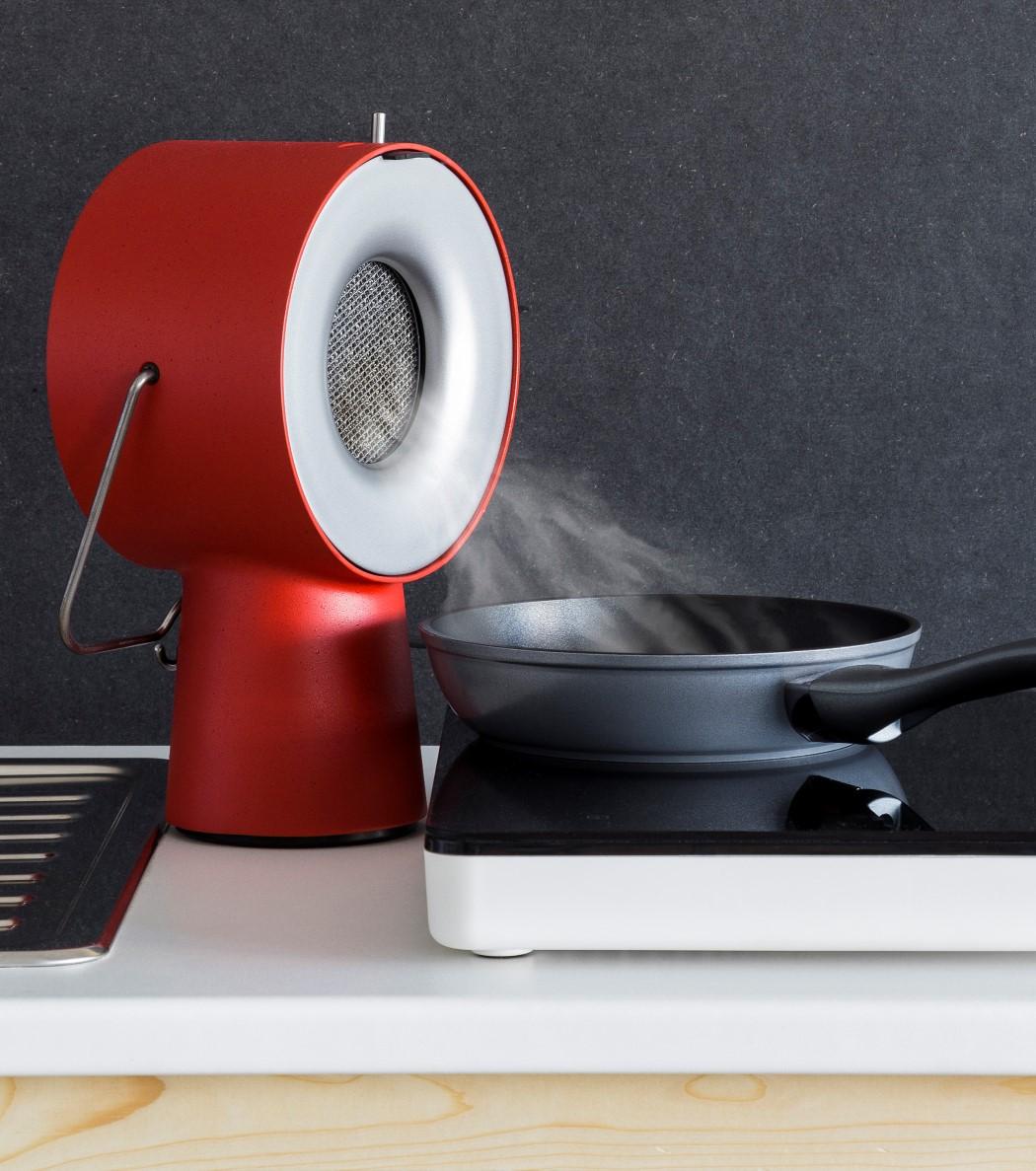 Kitchen Fumes Begone Yanko Design