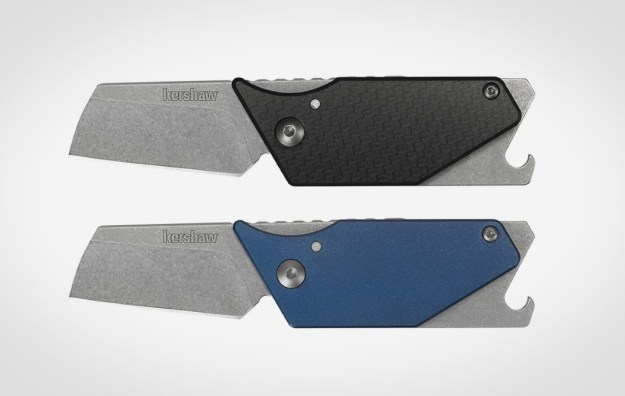 kershaw_pub_1 Most multitools overdo it. The Kershaw Pub is just proper. Design