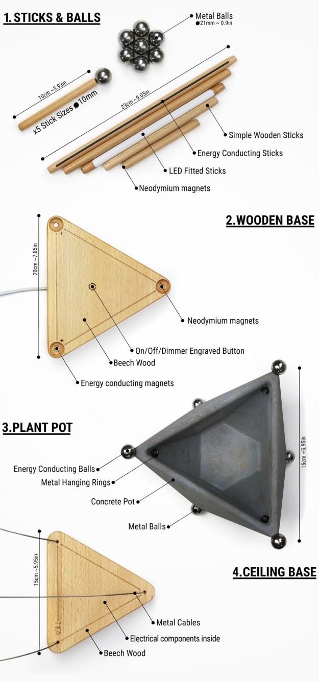 tika_modular_design_kit_04 Design-driven Building Sticks for the Curious and Aesthetically-inclined Design Random