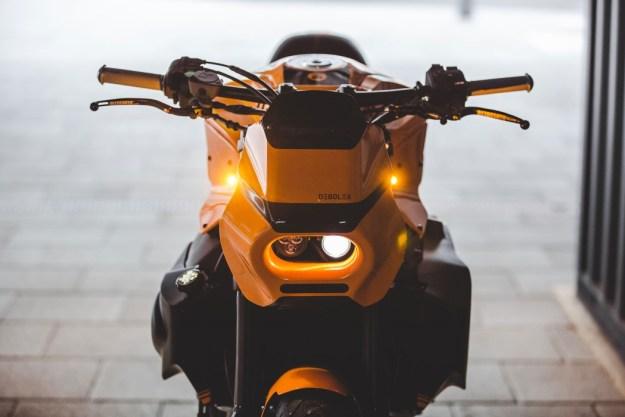 yama_custom_mt10_10 If Bumblebee were a two-wheeler Design