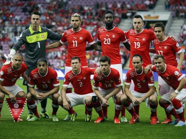 32 Players to Watch in Brazil: # 32 Shaqiri | TYAC