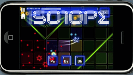ISOTOPE – A Space Shooter – iOS