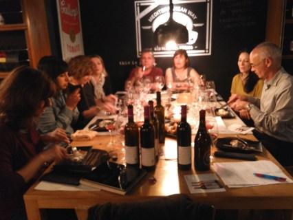 Cata Bodega Gratias Wines en Coloniales Huerta