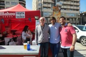 Yantar, Gastroagencia y Hosper